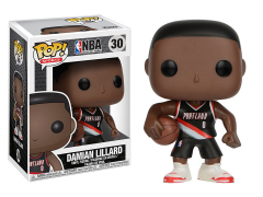 Pop! NBA: Trail Blazers - Damian Lillard