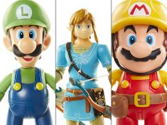 "World of Nintendo 4"" Figure Series 11 Set of 3"