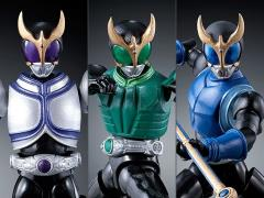 Kamen Rider Full Action Figure Saga Kuuga Riders (Exclusive)