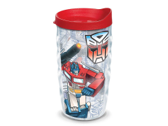 Transformers 10 oz Tumbler with Lid
