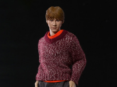 Harry Potter and the Prisoner of Azkaban Ron Weasley (Deluxe Ver.) 1/6 Scale Figure