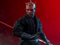 Star Wars Darth Maul (Duel on Naboo) 1/6 Scale Figure