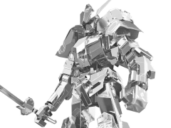 Gundam Metal Earth ICONX Gundam Barbatos Model Kit