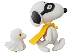 Peanuts Ultra Detail Figure No.375 Halloween Costume Snoopy & Woodstock