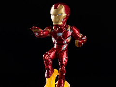 Captain America: Civil War Q-Fig Iron Man FX Diorama