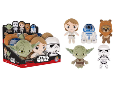 Star Wars (Classic) Galactic Plushies Series 2 Box of 9
