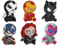 Mopeez: Captain America Civil War - Set of 6