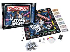 Monopoly: Star Wars 40th Anniversary Special Edition