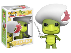 Pop! Animation: Hanna-Barbera - Touché Turtle