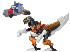 Transformers: Age of Extinction Legion Two Pack Wave 1 Exclusive Optimus Prime & Grimlock
