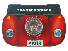 Transformers Masterpiece MP-21R Red Bumblebee (Bumble) Collector Coin