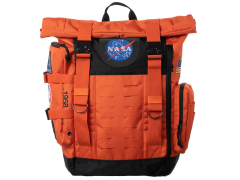 NASA Flight Suit Rolltop Backpack