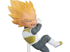 Dragon Ball Z World Collectable Figure Battle of Saiyans Volume 04 SSGSS Vegeta
