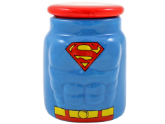 DC Comics Superman Molded Jar
