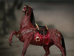 Three Kingdoms Series Red Hare The Steed 1/6 Scale Figure