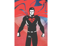 Justice League Superman MightyPrint Wall Art