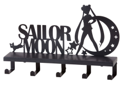 Sailor Moon Wall Rack (Black) Exclusive