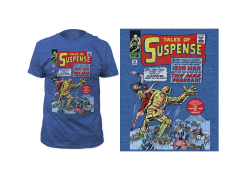 Marvel Iron Man Tales of Suspense T-Shirt