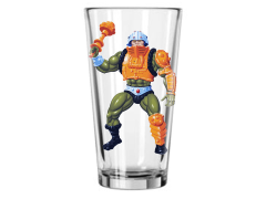 Masters of The Universe Character Pint Glass - Man-At-Arms