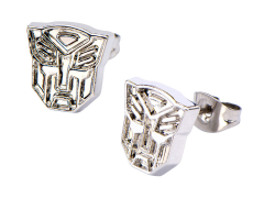 Transformers Autobot Logo Stud Earrings
