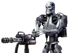Terminator Endoskeleton Figure (Video Game Appearance)