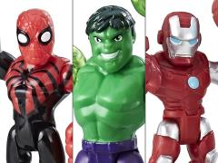 Marvel Super Hero Adventures Featured Figure Set of 3