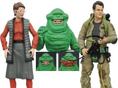 Ghostbusters Select Wave 3 Set of 3