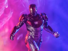 Spider-Man: Homecoming Battle Diorama Series Iron Man (XLVII) 1/10 Art Scale Statue