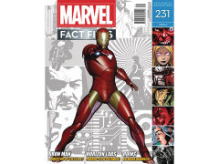 Marvel Fact Files #231