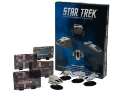 Star Trek Starships Collection Set - #2 Shuttlecraft