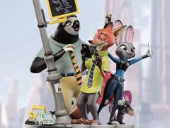 Disney D-Select DS-001 Zootopia PX Previews Exclusive Statue