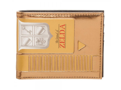 The Legend of Zelda Gold Cartridge Wallet