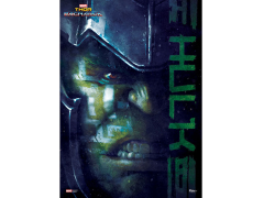 Thor: Ragnarok Hulk Close-up MightyPrint Wall Art
