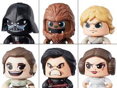 Star Wars Mighty Muggs Wave 1 Set of 6