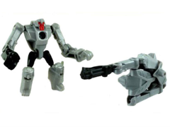 Transformers United Arms Micron Exclusive Targetmaster Caliburst