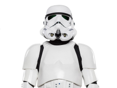 Star Wars Classic Trilogy Imperial Stormtrooper Do-It-Yourself Kit With Helmet