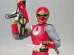 Power Rangers S.H.Figuarts Red Wind Ranger