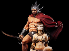 Frazetta Legacy Series The Swordsman of Mars 1/4 Scale Limited Edition Statue