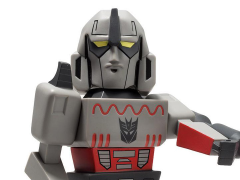 Transformers vs. G.I. Joe Megatron Limited Edition Art Figure