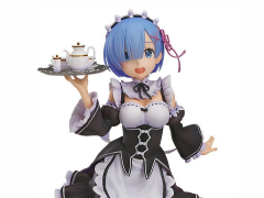 RE:Zero Starting Life in Another World 1/7 Scale Rem