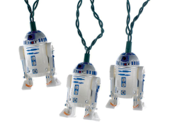 Star Wars R2-D2 Light Set - Ships to USA Only