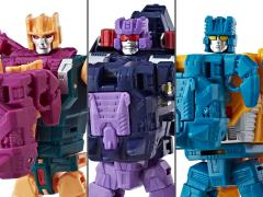 Transformers Power of the Primes Deluxe Wave 3 Set of 3 Figures