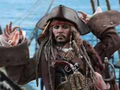 Pirates of the Caribbean: Dead Men Tell No Tales DX15 Jack Sparrow 1/6th Scale Collectible Figure