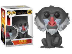 Pop! Disney: The Lion King - Rafiki