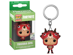 Pocket Pop! Keychain: Fortnite - Tricera Ops