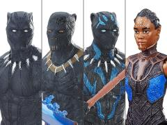 "Black Panther 6"" Action Figure Wave 1 Set of 4"