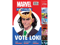 Marvel Fact Files #236