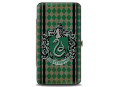 Harry Potter Slytherin Crest Hinged Wallet