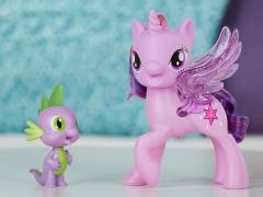 My Little Pony: The Movie Princess Twilight Sparkle & Spike the Dragon Friendship Duet