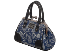 Doctor Who Scribble Art Handbag